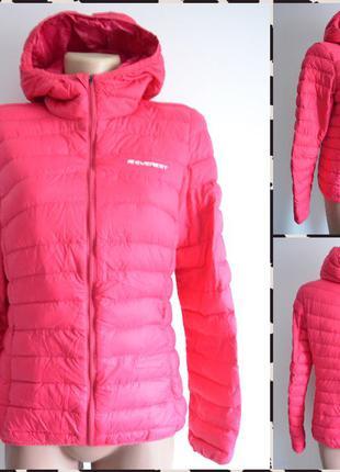 Everest ®  ультра легкая  стеганая куртка-пуховик размер m