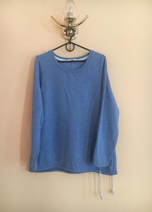Батал большой размер тёплая стильная толстовка свитшот худи кофта свитер