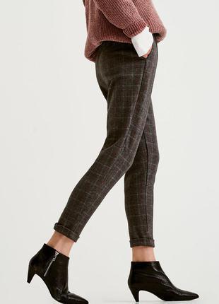 Теплые брюки джогеры pull&bear оригинал р l- xl