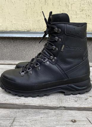 Кожаные ботинки lowa mountain gtx 210845