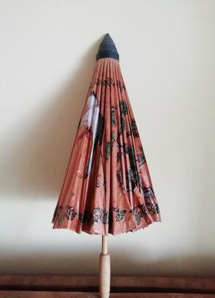Раритет!!! настоящий японский зонт