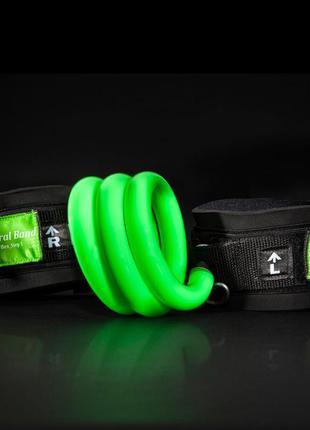 Браслеты,спираль,фитнес spiral band fitness flex step