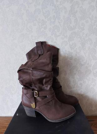 Ботинки козаки сапоги ботинки сапожки