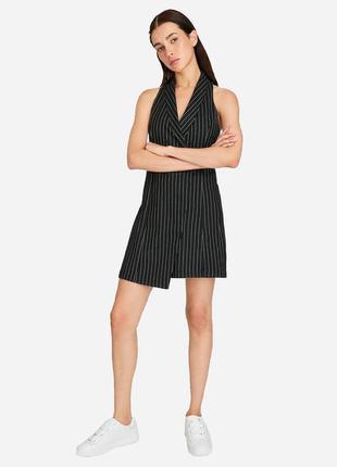 Класное платье жилет