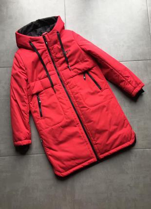 Осенняя куртка, пальто