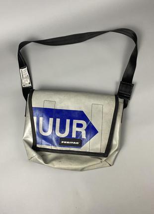 Freitag мессенджер сумка через плече