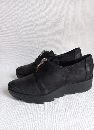 Lazamani italia кожаные оригинальные туфли 37