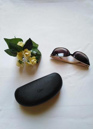 Christian dior, дизайнерский чехол для очков, есть нюанс