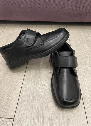 Туфли школьные sperry рр 37 кожа