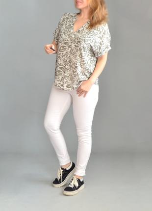 4695\20 блуза с принтом primark xxxl