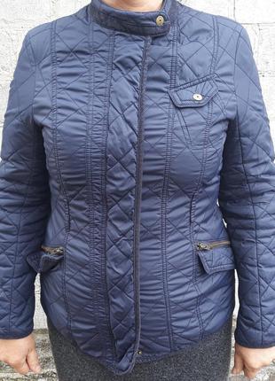 Демисезонная куртка / курточка next authentic 48-50