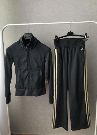 Спортивный костюм оригинал adidas p.xxs-xs