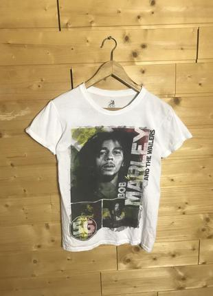 Bob marley футболка