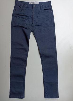 Фирменные джинсы скинни 13-14 лет