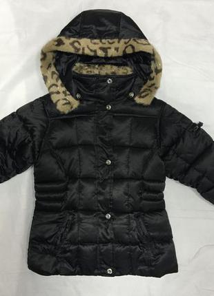 Куртка зимняя для девочки big chill , m (5-6 лет)