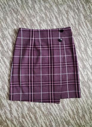 Стильная классическая юбка