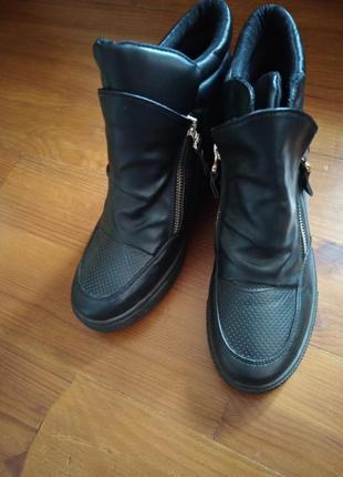 Ботинки сапожки снікери черевики