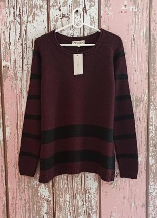 Кофта в полоску, свитер