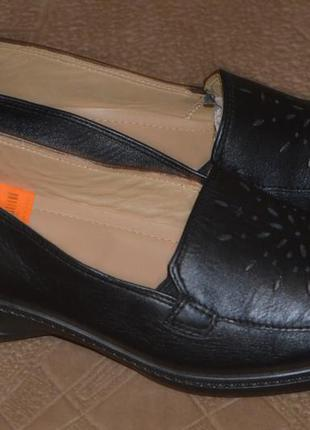 Туфли hotter 38,5 eur paзм