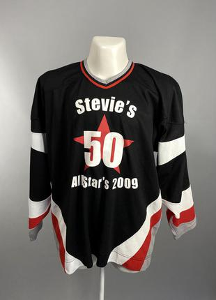 Футболка хоккейка ccm, canada, stevies