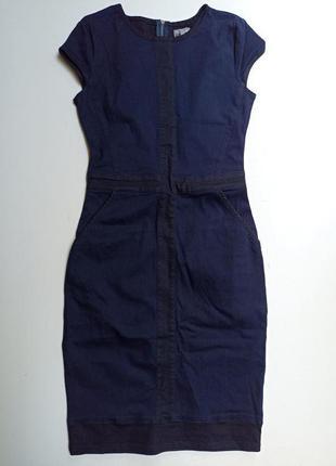 Фирменное джинсовое стрейчевое платье