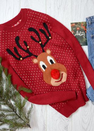 Новогодний свитерок,бубенцы звенят