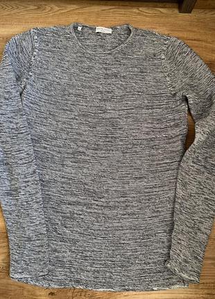 Котоновый свитер, размер л