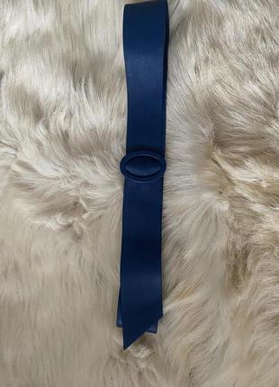 Дизайнерский винтажный ремень из натуральной кожи