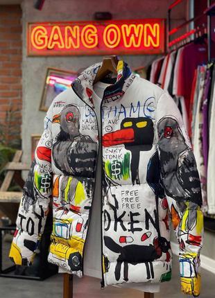 Премиальная куртка для стильных
