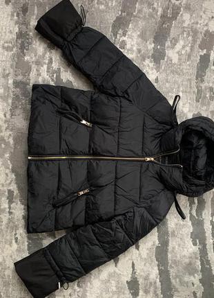 Куртка zara осень - зима.