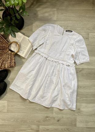 Милое платье zara