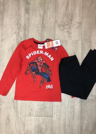 Пижамка spider man