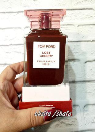 🔴суперцена 🍒lost cherry 🍒модный нишевый аромат, 100 ml эмираты