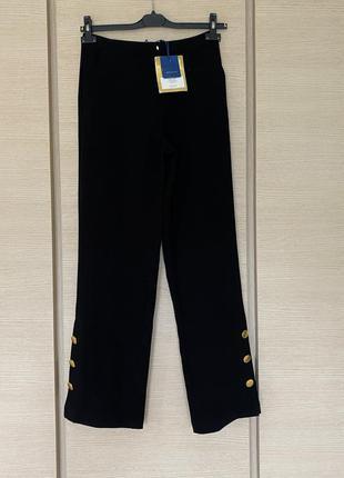 Плотные трикотажные  брюки демисезонный вариант размер s/m