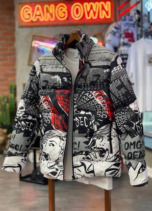 ✔️премиальная куртка для стильных