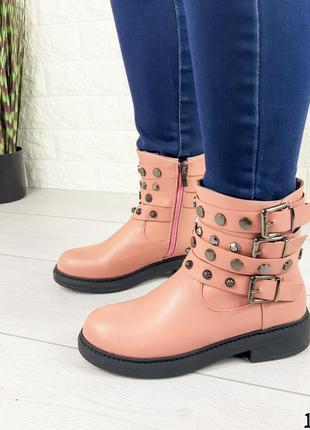 Ботинки ботфорты сапоги зимние