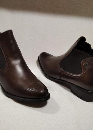 Кожаные женские ботинки tamaris_1-25488-23_09168_39