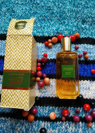 Винтаж!!!духи tweed perfume de toilette!lentherik!