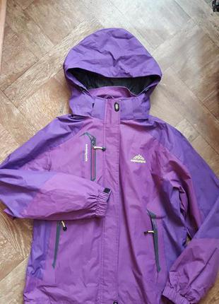 Куртка ветровка штормовка outdoorsport  xl/xxl наш 50-52р