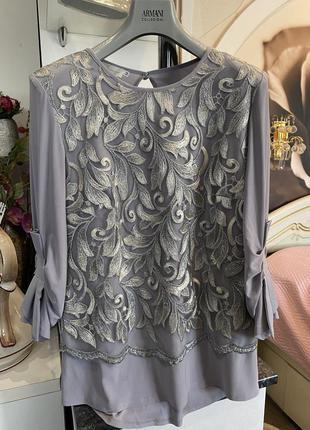 Нарядная блузка.лилиана.