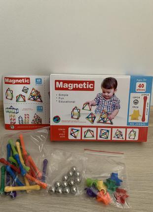 Магнітний 3d конструктор
