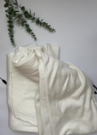 Спортивный костюм тёплый костюм прогулочный костюм вязанный костюм