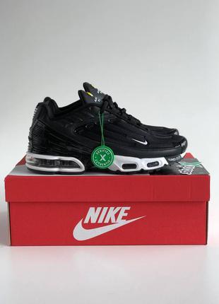 Nike air max plus tn 3 мужские спортивные кроссовки