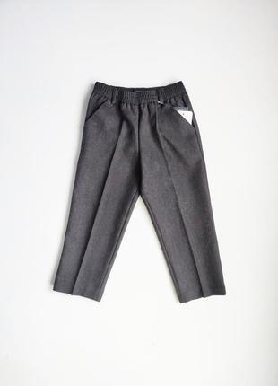 Новые детские серые брюки mayoral размер на 3 года