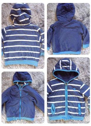 Двосторонній батнік для хлопчика 92-104р(двусторонний батник на мальчика 2-3-4года)
