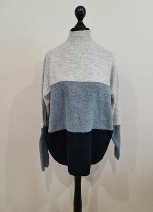 Теплый свитер оверсайз chicoree