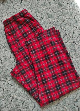 Теплі домашні штани р.l-xl