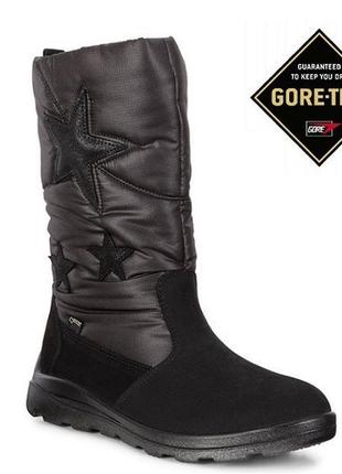 Зимние ботинки ecco janni c gore-tex