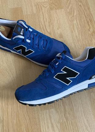 New balance 565 замшевые кроссовки