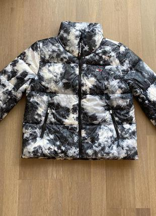Tommy hilfiger куртка, пуховик женская. s томми хилфигер